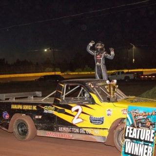 Natalie Decker Dirt Truck