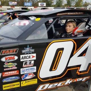 Natalie Decker Late Model Racing