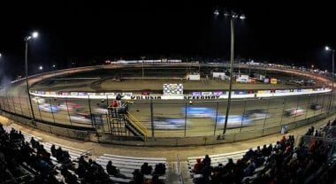 New iRacing Dirt Track Announced - Volusia Speedway Park