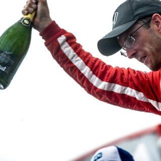 Sebastien Bourdais 2017 St Petersburg INDYCAR Winner