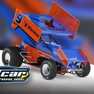 iRacing DIRTcar Racing 305 Sprint Car Photo
