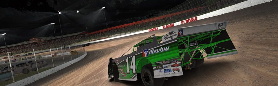 iRacing Dirt Content Released Tomorrow – Dirt Sim Racing Details