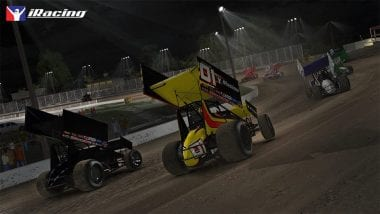 iRacing Dirt Content Released Tomorrow - Dirt Sprint Car Racing Game
