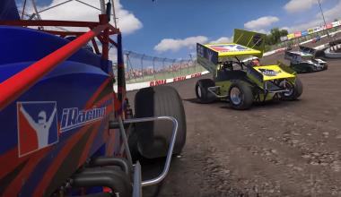 iRacing Dirt Racing Game Screenshots