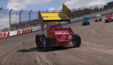 iRacing Dirt Track Racing Game