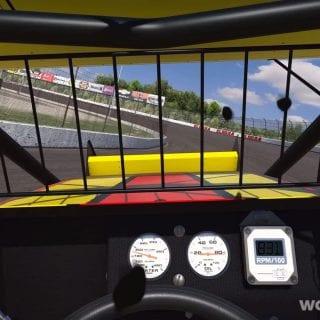 iRacing Eldora Speedway In-Car Video