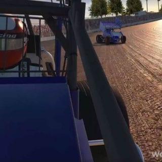 iRacing Williams Grove Speedway Racing Screenshot