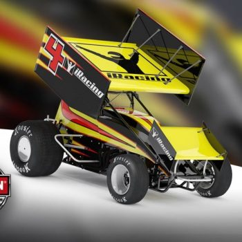 iRacing World of Outlaws Late Model Series - 410 Sprint Car