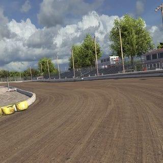 iracing dirt track racing game screenshot