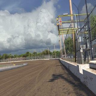 iracing dirt track screenshot