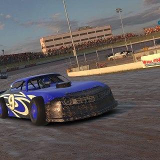 iracing eldora speedway screenshot