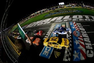 2017 NASCAR All-Star Race Format Announced - 4 Stages