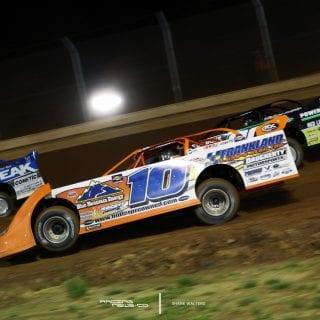 Alex Ferree 10 Dirt Late Model 3251
