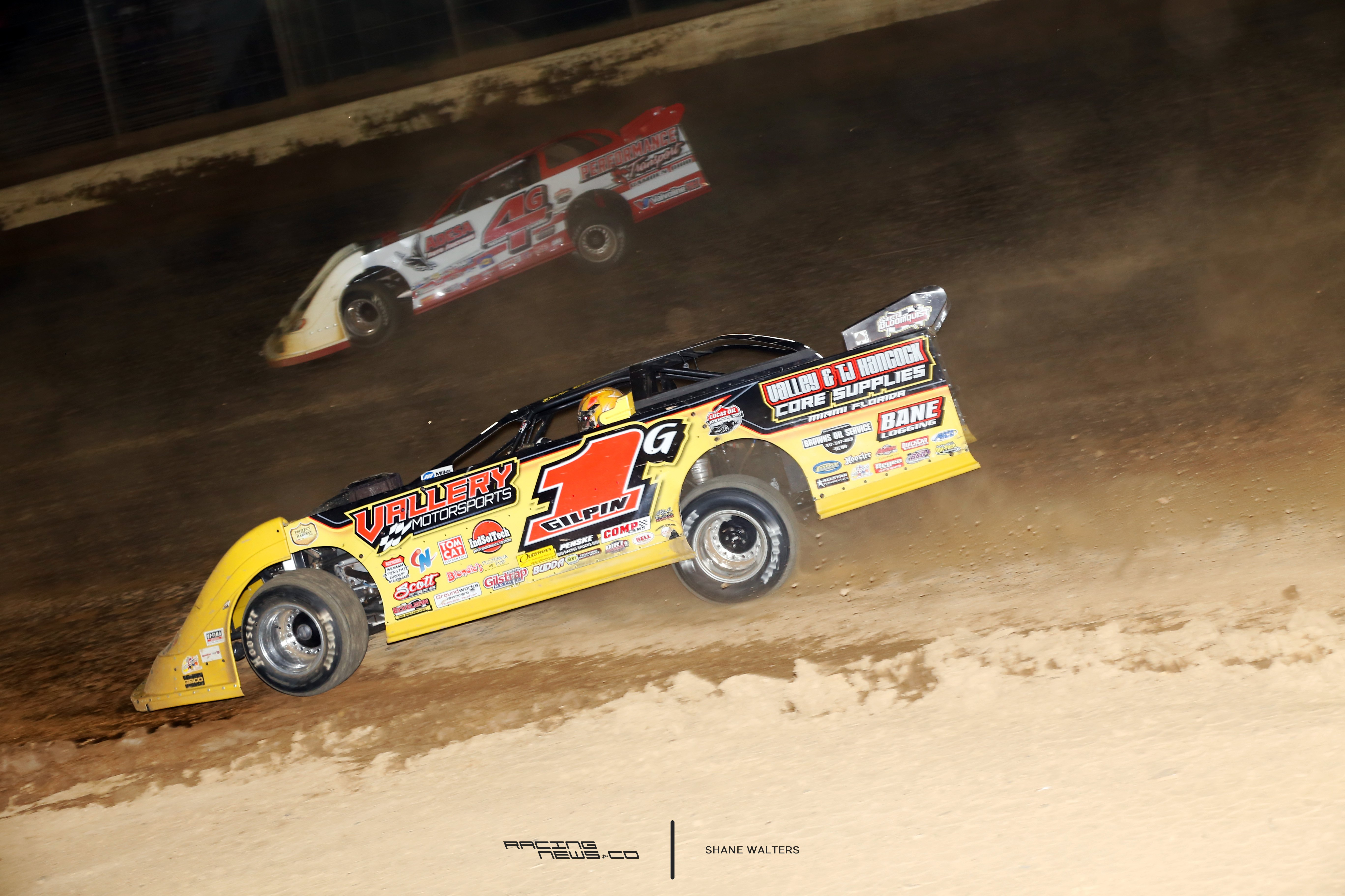 Atomic Speedway Ohio Dirt Track Photos 2678