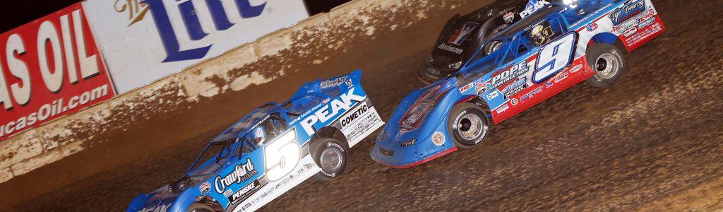 Atomic Speedway Results – April 20, 2017 – Lucas Dirt