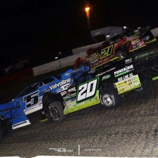 Bad Boy 98 Dirt Racing Photography 2192