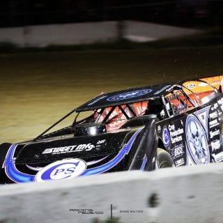 Batesville Motor Speedway Photography - Scott Bloomquist 1652