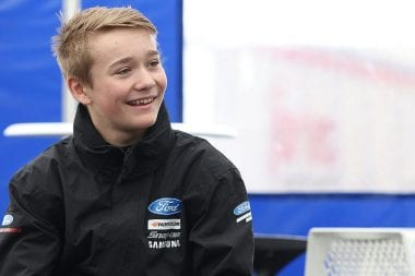 Billy Monger Racing Driver