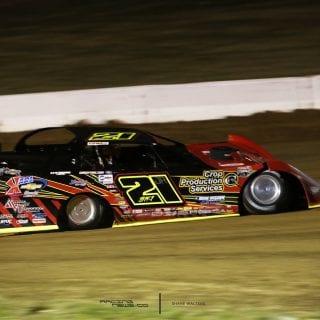 Billy Moyer JR Batesville Motor Speedway 1364