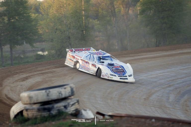 Boom Briggs Racing Photo - EAMS 9900