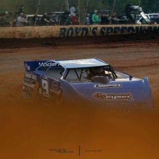 Boyds Speedway Dirt Racing Photo 9038