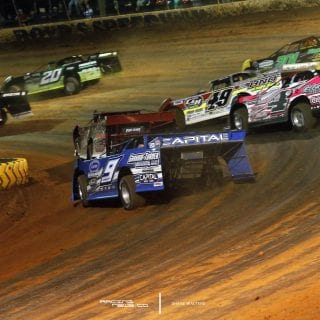 Boyds Speedway Dirt Track GA 9210