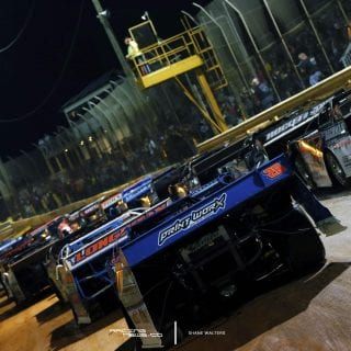 Boyds Speedway Lucas Oil Dirt Series Starting Lineup 9399