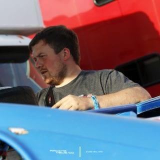 Brandon Sheppard Racing Driver 1825