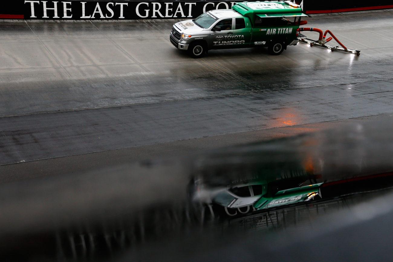 Bristol Motor Speedway VHT Low Groove