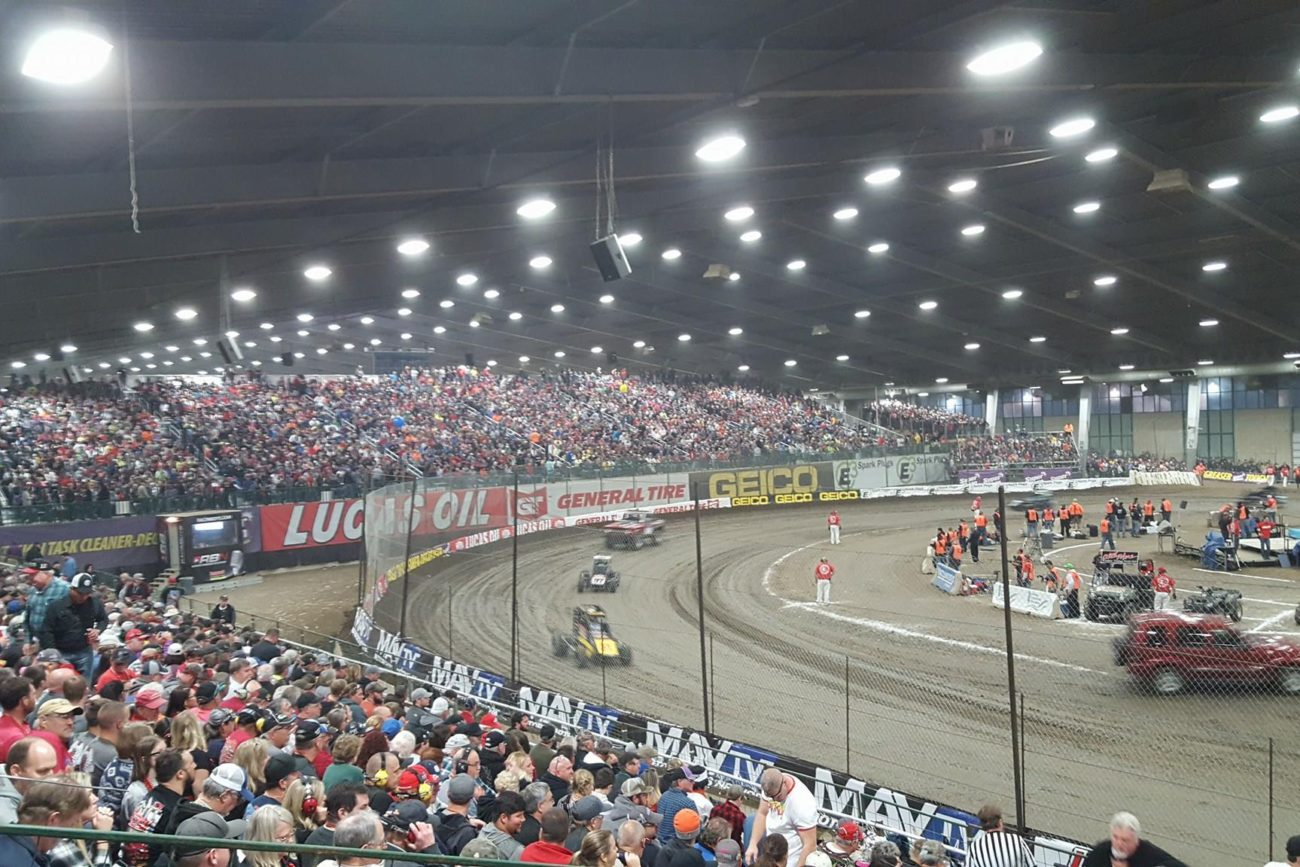 Chili Bowl Golden Driller Challenge Offering $50,000 Bonus