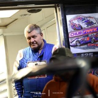 Chub Frank Racing Driver 3113