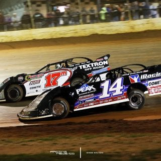 Clint Bowyer Racing Dirt Late Model 9540