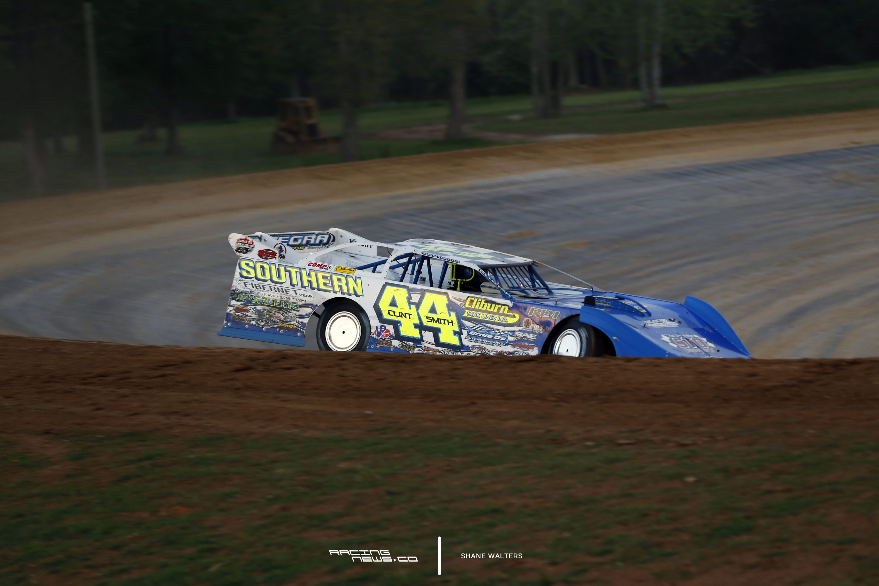 Clint Smith Dirt Late Model 9930