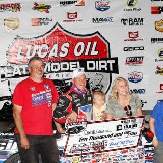 Darell Lanigan Racing Crew 2775