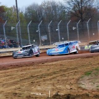 Darrell Lanigan Dirt Track Racing 2966