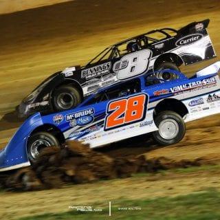 Dennis Erb Jr Boyds Speedway 9458