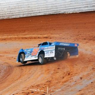 Dennis Erb Jr Port Royal Speedway LOLMDS 3695