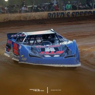 Derek Ellis Georgia Dirt Track Photography 9039