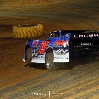 Derek Ellis Racing Photo at Boyds Speedway 9211