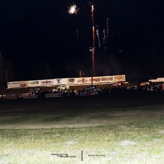 Dirt Late Model Fireworks 2078