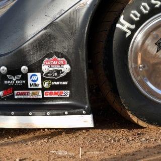 Dirt Late Model Front Fender 2881