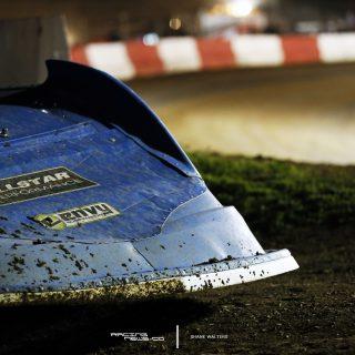 Dirt Late Model Front Splitter 1416