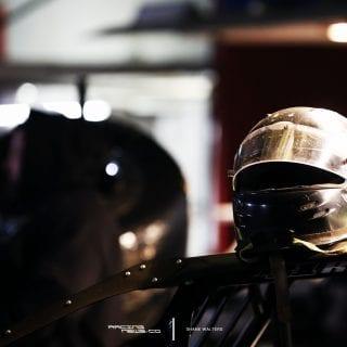 Dirt Late Model Helmet 1394