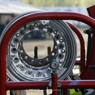Dirt Late Model Tire Rack 1815