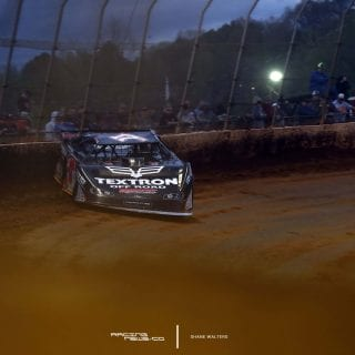 Dirt Track Racing Photo 9088
