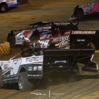 Dirt Track Racing Photo 9180