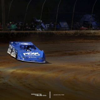 Don ONeal Boyds Speedway Dirt Race 9134