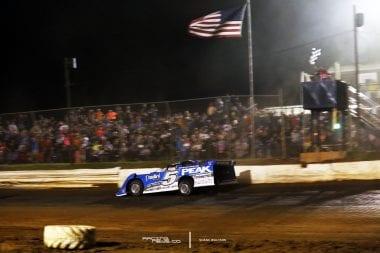 Don O'Neal Duck River Raceway Park Win - Lucas Oil Dirt Series