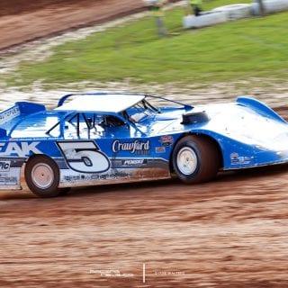 Don O'Neal Sharon Speedway Racing Photos 2905