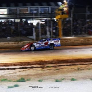 Earl Pearson Jr Boyds Speedway Win 9681